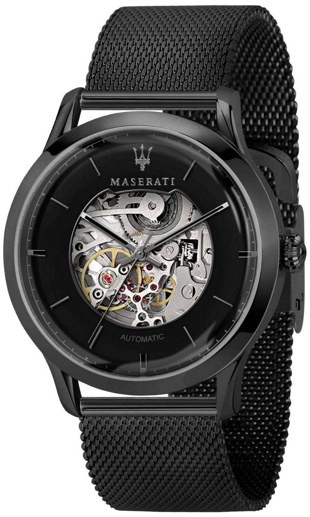 マセラティ Ricordo R8823133002 自動アナログ メンズ腕時計腕時計