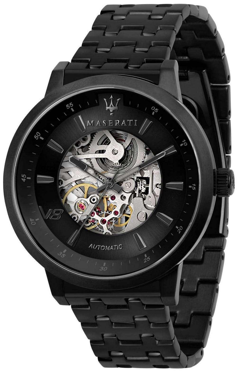 マセラティ GT R8823134002 自動アナログ メンズ腕時計腕時計