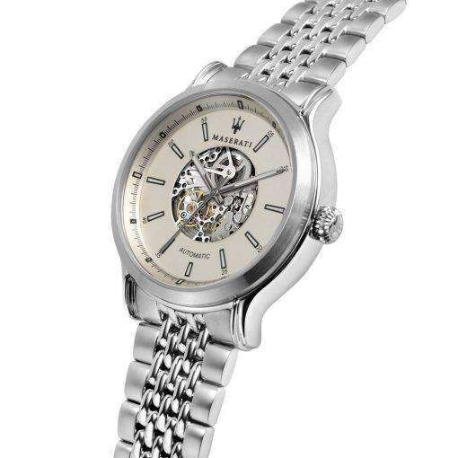 マセラティ伝説 R8823138001 自動アナログ メンズ腕時計腕時計