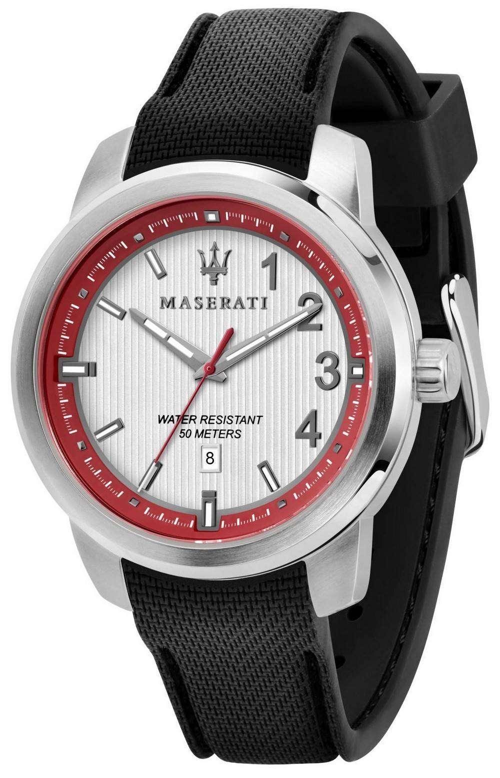 マセラティ ・ ロイヤル R8851137004 石英アナログ メンズ腕時計