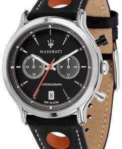 マセラティ伝説 R8851138003 クロノグラフ クォーツ メンズ腕時計