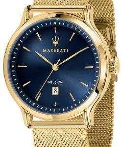 マセラティ刊行物に掲載 R8853118014 石英アナログ メンズ腕時計
