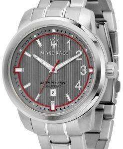 マセラティ ・ ロイヤル R8853137002 石英アナログ メンズ腕時計
