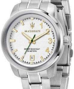 マセラティ ・ ロイヤル R8853137501 アナログ クオーツ レディース腕時計