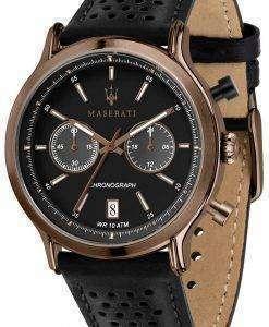 マセラティ伝説 R8871638001 クロノグラフ クォーツ メンズ腕時計