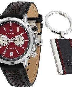 マセラティ伝説 R8871638002 クロノグラフ クォーツ メンズ腕時計