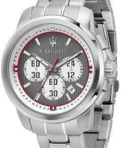 マセラティ ・ ロイヤル R8873637003 クロノグラフ クォーツ メンズ腕時計