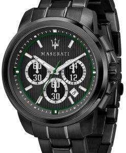 マセラティ ・ ロイヤル R8873637004 クロノグラフ クォーツ メンズ腕時計
