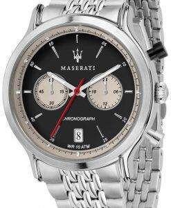 マセラティ伝説 R8873638001 クロノグラフ クォーツ メンズ腕時計