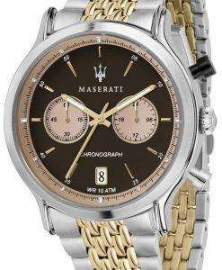 マセラティ伝説 R8873638003 クロノグラフ クォーツ メンズ腕時計