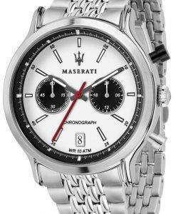 マセラティ伝説 R8873638004 クロノグラフ クォーツ メンズ腕時計