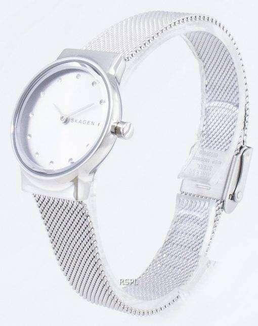 スカーゲン Freja SKW2715 アナログ クオーツ レディース腕時計
