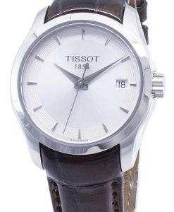 ティソ T-クラシッククチュリエレディ T 035.210.16.031.03 T0352101603103 クォーツレディースウォッチ