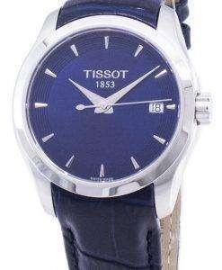ティソ T-クラシッククチュリエレディ T 035.210.16.041.00 T0352101604100 クォーツレディースウォッチ