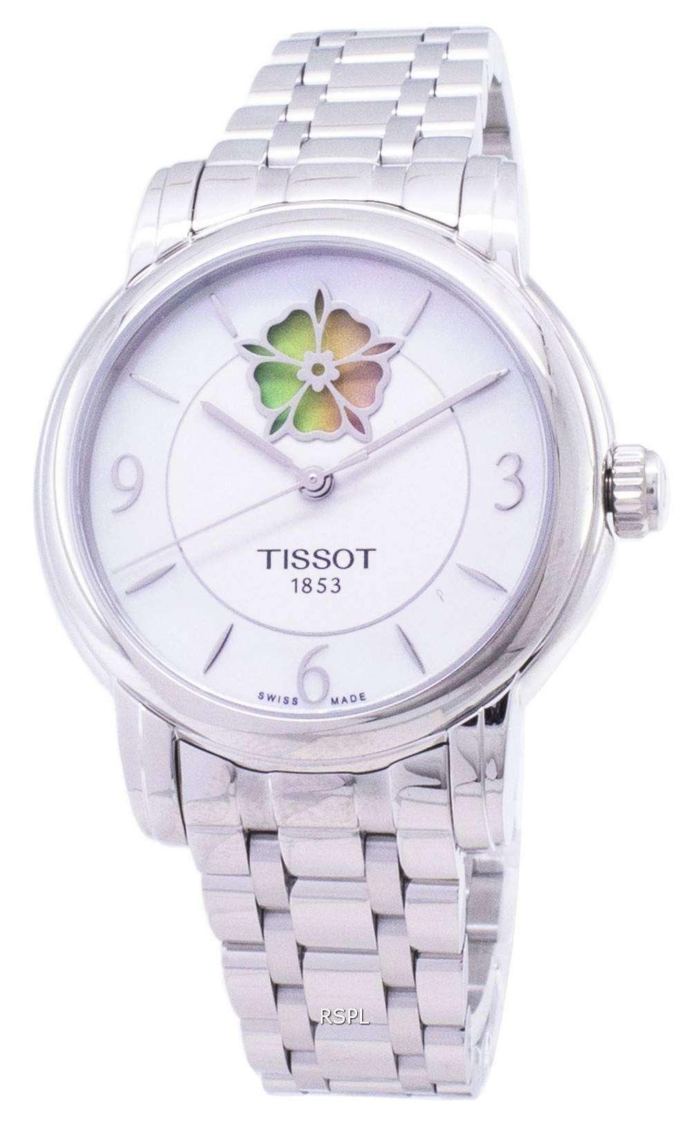 ティソ T-女性 T050.207.11.117.05 T0502071111705 自動レディース腕時計