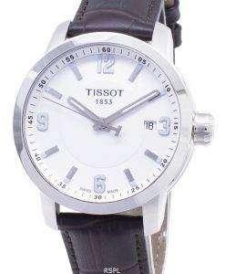 ティソ T-スポーツ PRC 200 T 055.410.16.017.01 T0554101601701 クォーツアナログ200M メンズ腕時計