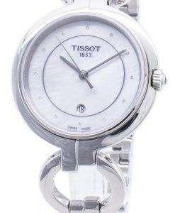 ティソ T-レディフラミンゴ T 094.210.11.116.00 T0942101111600 ダイヤモンドアクセントレディースウォッチ