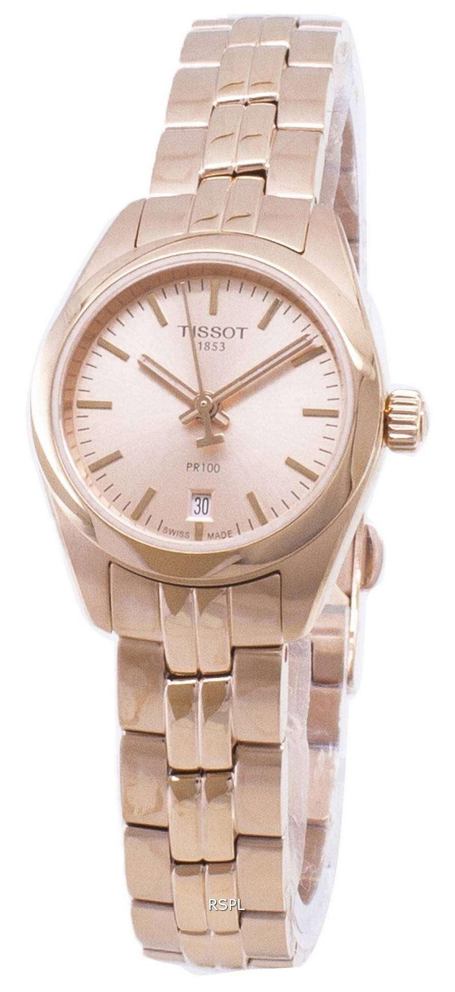 ティソ T-古典的な PR T101.010.33.451.00 T1010103345100 クオーツ レディース腕時計