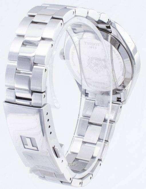 ティソ T-クラシック PR 100 レディスポーツ T 101.910.61.116.00 T1019106111600 ダイヤモンドアクセントクォーツレディース腕時計