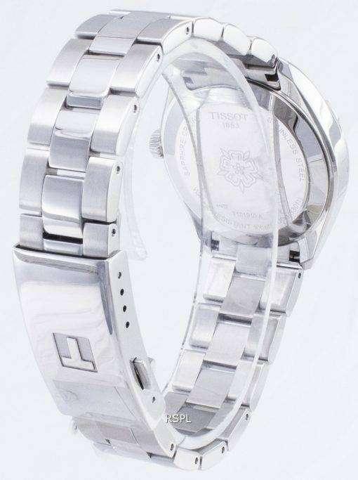 ティソ T-クラシック PR 100 レディスポーツ T 101.910.61.121.00 T1019106112100 ダイヤモンドアクセントクォーツレディース腕時計