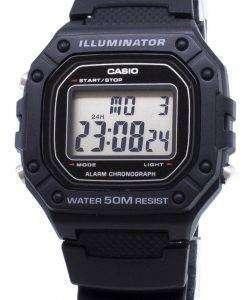 カシオ青少年 W-218H-イン W218H デジタルメンズ腕時計