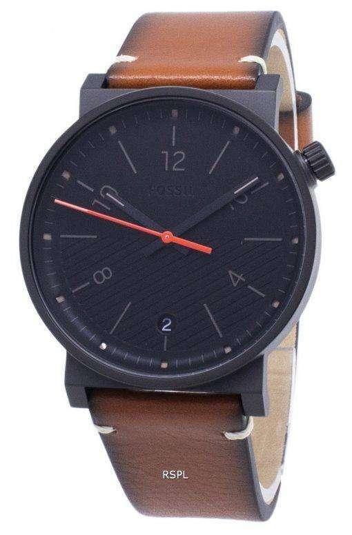 フォッシルバーストウ FS5507 クォーツアナログメンズ腕時計
