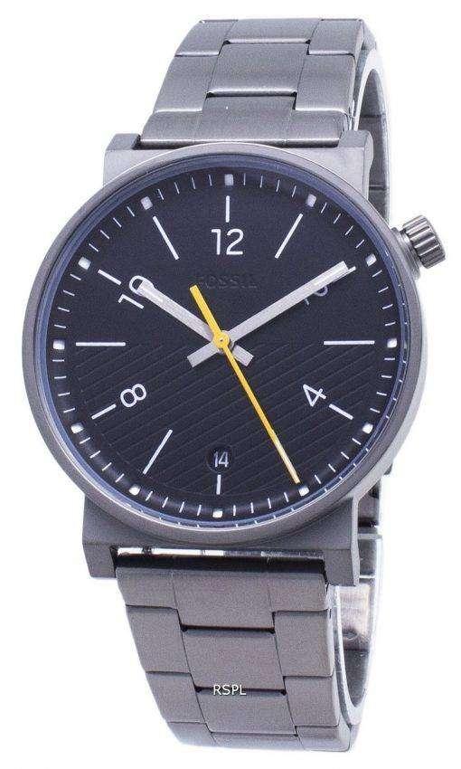 フォッシルバーストウ FS5508 クォーツアナログメンズ腕時計