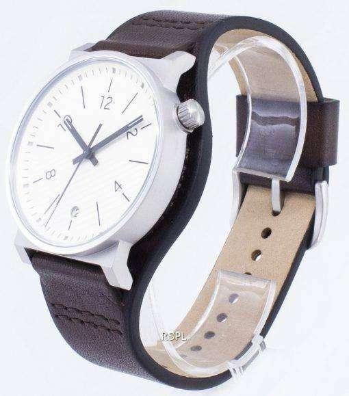 フォッシルバーストウ FS5510 クォーツアナログメンズ腕時計