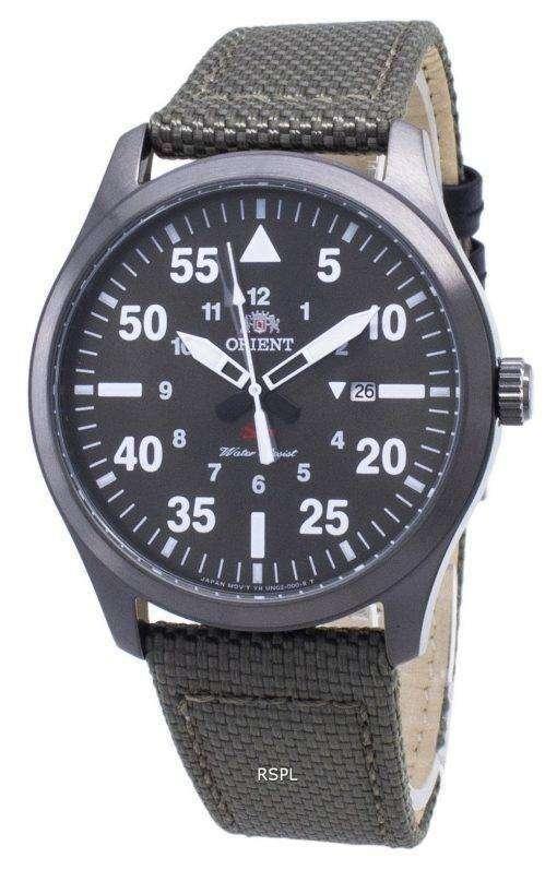 オリエント SP フライト FUNG2004F クォーツアナログメンズ腕時計