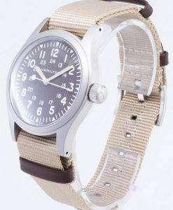 ハミルトンカーキフィールド H69429901 自動アナログメンズ腕時計