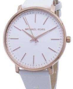 マイケルコースパイパー MK2800 ダイヤモンドアクセントクォーツレディース腕時計
