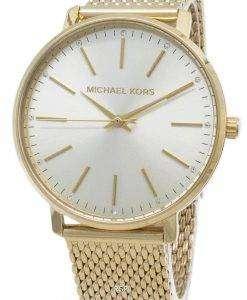 マイケルコースパイパー MK4339 ダイヤモンドアクセントクォーツレディース腕時計