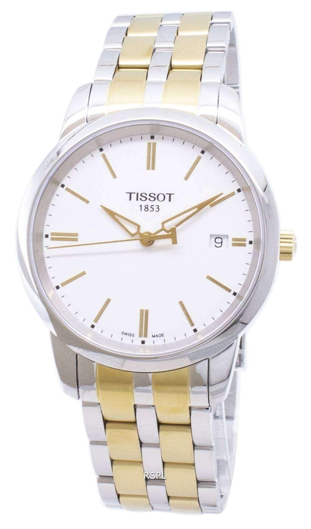ティソ T-クラシッククラシックドリーム T 033.410.22.011.01 T0334102201101 クォーツメンズ腕時計