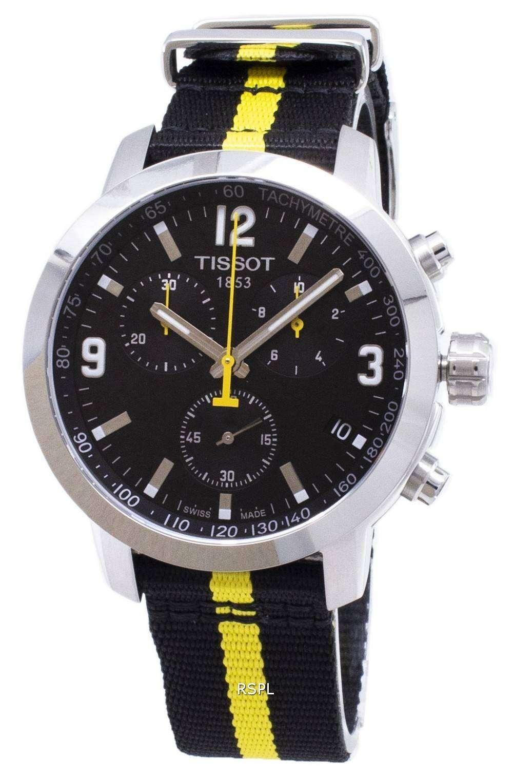 ティソ PRC 200 T 055.417.17.057.01 T0554171705701 クロノグラフ200M メンズ腕時計