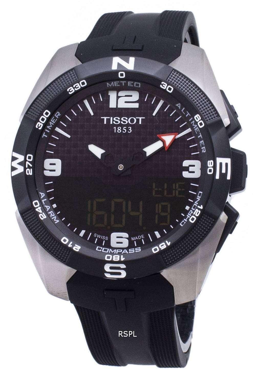 ティソ T-タッチエキスパートソーラー T 091.420.47.207.01 T0914204720701 NBA スペシャルエディションメンズ腕時計