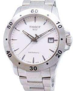 ティソ T-スポーツ V8 Swissmatic T 106.407.11.031.01 T1064071103101 自動メンズ腕時計