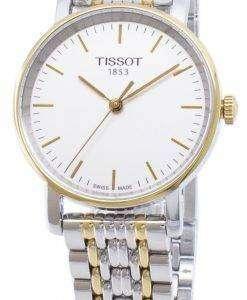 ティソ T-クラシック毎回スモール T 109.210.22.031.00 T1092102203100 クォーツアナログレディースウォッチ