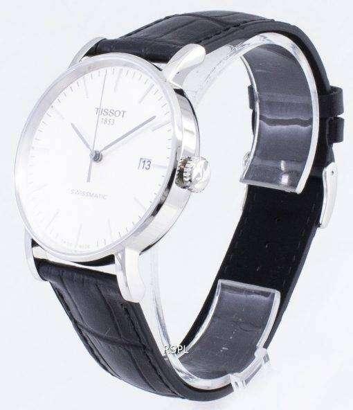 ティソ T-クラシック Swissmatic T 109.407.16.031.00 T1094071603100 自動メンズ腕時計