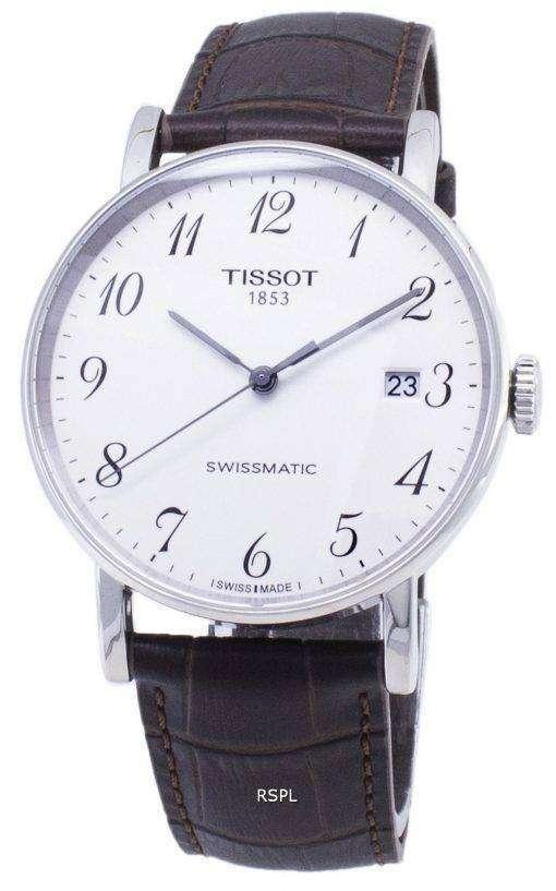 ティソ T-クラシック Swissmatic T 109.407.16.032.00 T1094071603200 自動メンズ腕時計