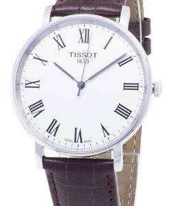 ティソ T-クラシック毎回ミディアム T 109.410.16.033.00 T1094101603300 クォーツアナログメンズ腕時計