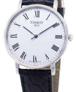 ティソ T-クラシック毎回ミディアム T 109.410.16.033.01 T1094101603301 クォーツメンズ腕時計