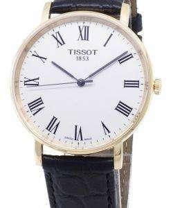 ティソ T-クラシック毎回ミディアム T 109.410.36.033.00 T1094103603300 クォーツメンズ腕時計