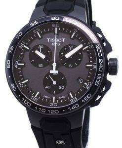 ティソ T-スポーツ T-レースサイクリング T 111.417.37.441.03 T1114173744103 クロノグラフメンズ腕時計