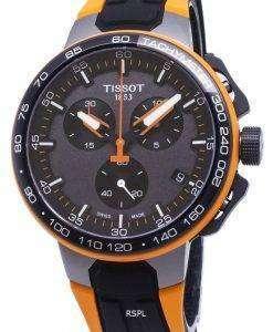 ティソ T-スポーツ T-レースサイクリング T 111.417.37.441.04 T1114173744104 クロノグラフメンズ腕時計
