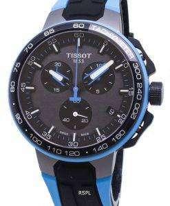 ティソ T-スポーツ T-レースサイクリング T 111.417.37.441.05 T1114173744105 クロノグラフメンズ腕時計