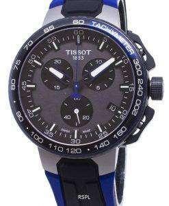 ティソ T-スポーツ T-レースサイクリング T 111.417.37.441.06 T1114173744106 クロノグラフメンズ腕時計