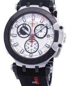 ティソ T-スポーツ T-レース T 115.417.27.011.00 T1154172701100 クロノグラフクォーツメンズ腕時計