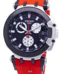 ティソ T-スポーツ T-レース T 115.417.27.051.00 T1154172705100 クロノグラフクォーツメンズ腕時計