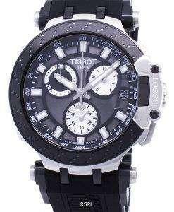 ティソ T-スポーツ T-レース T 115.417.27.061.00 T1154172706100 クロノグラフクォーツメンズ腕時計