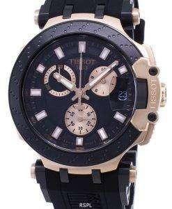 ティソ T-スポーツ T-レース T 115.417.37.051.00 T1154173705100 クロノグラフクォーツメンズ腕時計